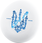 Фрисби для алтимата Discraft Ultimate Ukraine Blue