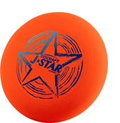 Фрисби для детей Discraft J★Star Orange