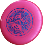 Фрисби Discraft SOFT Ultra-Star Pink