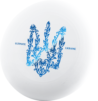 Discraft Ultimate Ukraine Blue