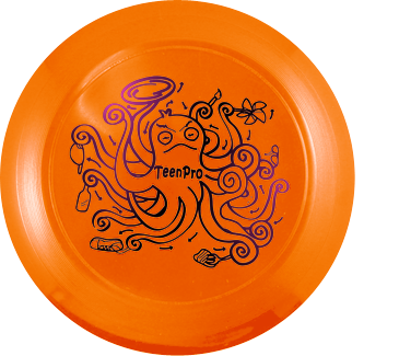 для детей Yikun Octopus Orange