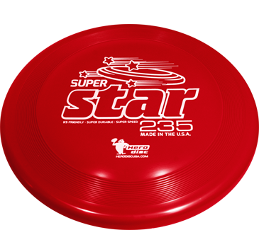 Hero SuperStar Red