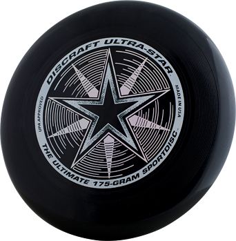 Discraft Ultra-Star Black