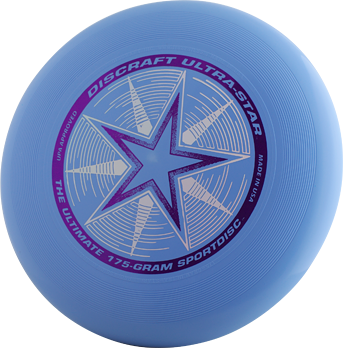 Discraft Ultra-Star Light Blue